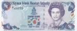 1 доллар 2003 год Юбилейная  Каймановы острова