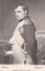 Почтовая карточка  Наполеон
