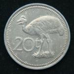 20 тойя 1975 год Папуа - Новая Гвинея