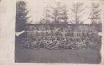 Почтовая карточка солдаты 1917 год
