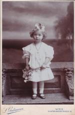 Фотография девочки Вена Австрия