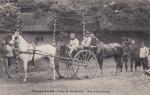 Почтовая карточка 1912 год Лагерь в Баверлоо Вид на казармы