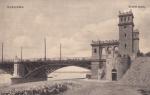 Почтовая карточка  Польша 1913 год Новый мост через Вислу