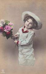 Почтовая карточка  1914 год