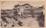 Почтовая карточка Варшава Большой театр