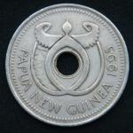 1 кина 1995 год Папуа - Новая Гвинея