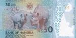 30 долларов 2020 года Намибия  30 лет независимости