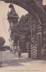 Почтовая карточка Страсбург
