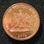 1 цент 2016 год