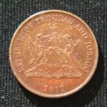 1 цент 2012 год