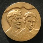 Медаль ПОЛЬША  Кубок мира по прыжкам с трамплина Zakopane 82  XXXVII Memorial